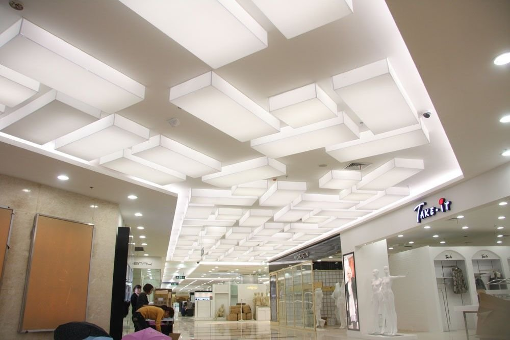What Is A white translucent Stretch Ceiling?