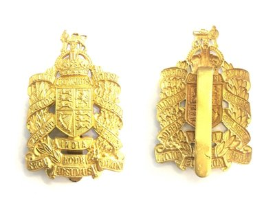 Additional Second Pattern Headdress Badges