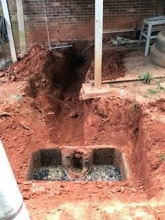 Septic Main Line Replacement