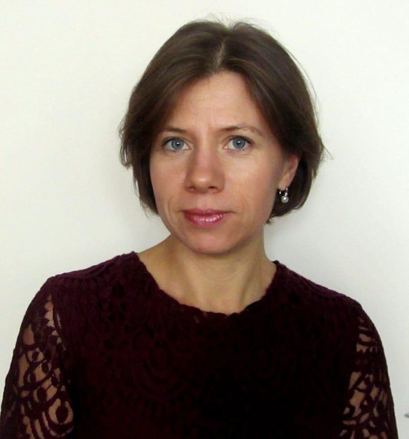 Inga Baškauskaitė - Boronova