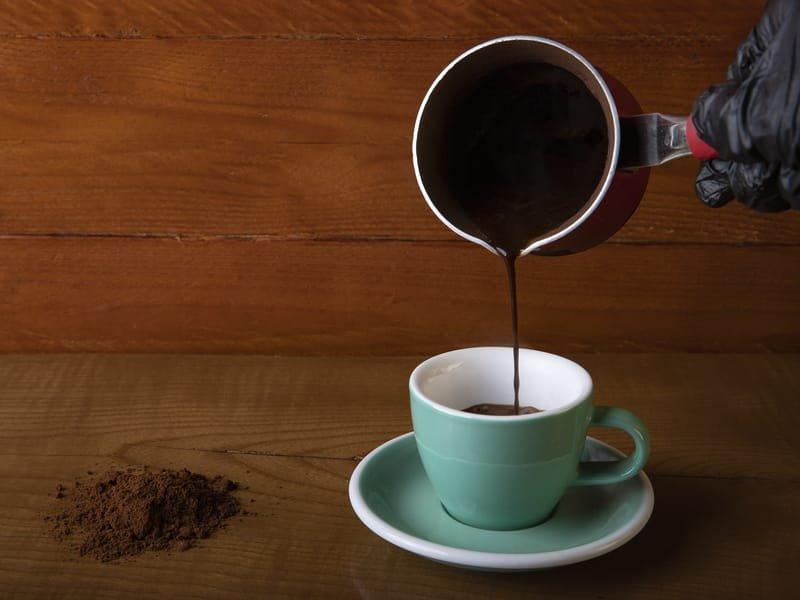 قهوة بوسنية