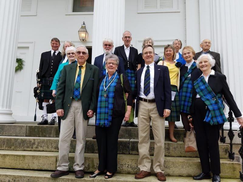 A History of the MacAskill Sept Society