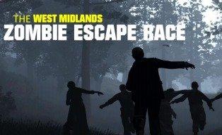 West Midlands Horror Zombie Escape Race