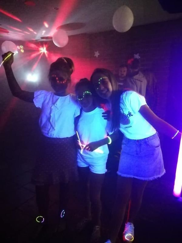 Neon party with Photo-Booth