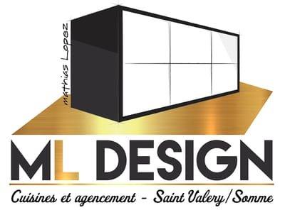 ML DESIGN Cuisines et création d'espaces - Somme