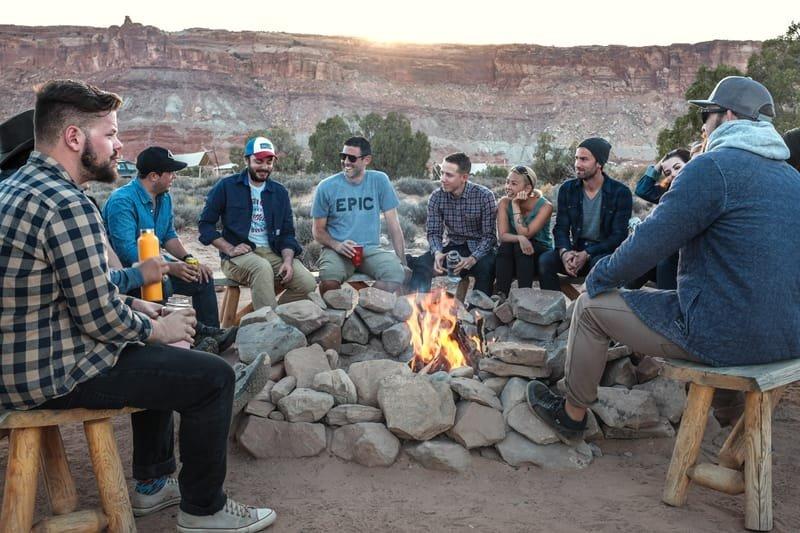 Bonfire Meeting