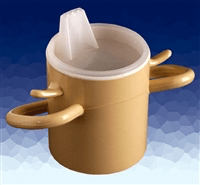 Cups & mugs with non-standard grip