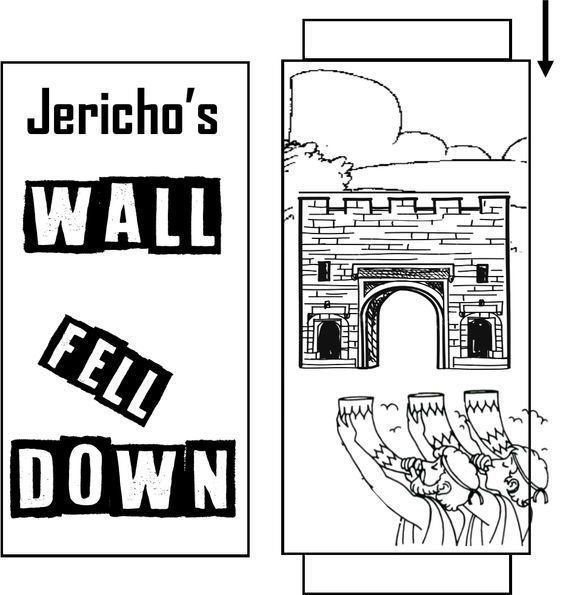 Jericho Envelope Craft