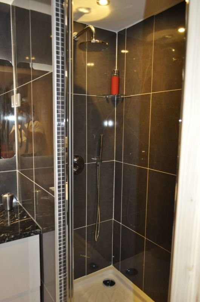 Salle de bain - Douche à l'Italienne