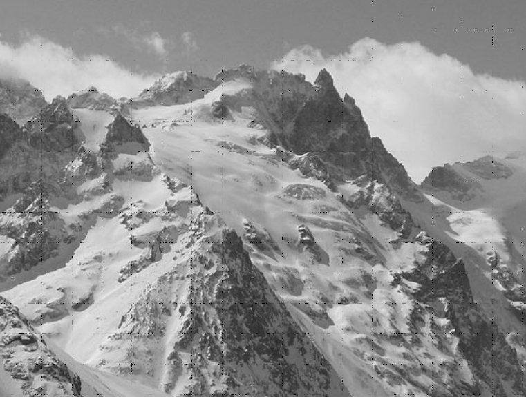 MASSIF DES ECRINS Ski de randonnée