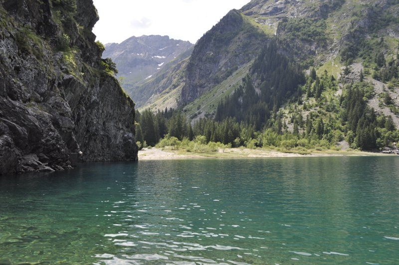 L'Eau de nos Montagnes, pure, claire, fraiche...