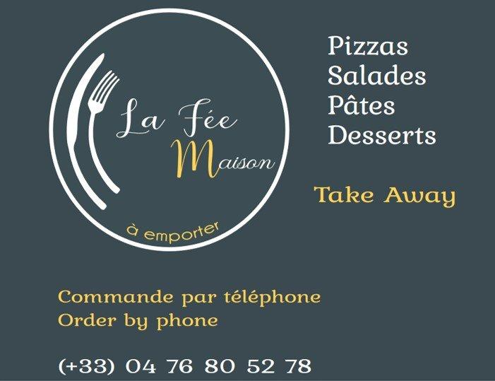 """""""La Fée Maison"""" - Pizzas et Pâtes"""