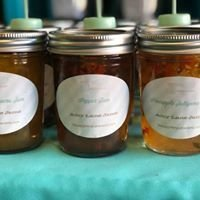 Pepper Jam, Pineapple Jalapeno and Peach Habanero