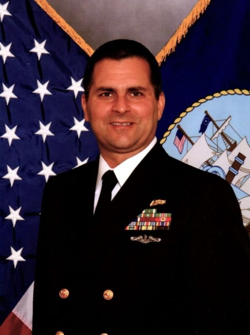 LCDR Ronald Hojnowski, USN(Ret)