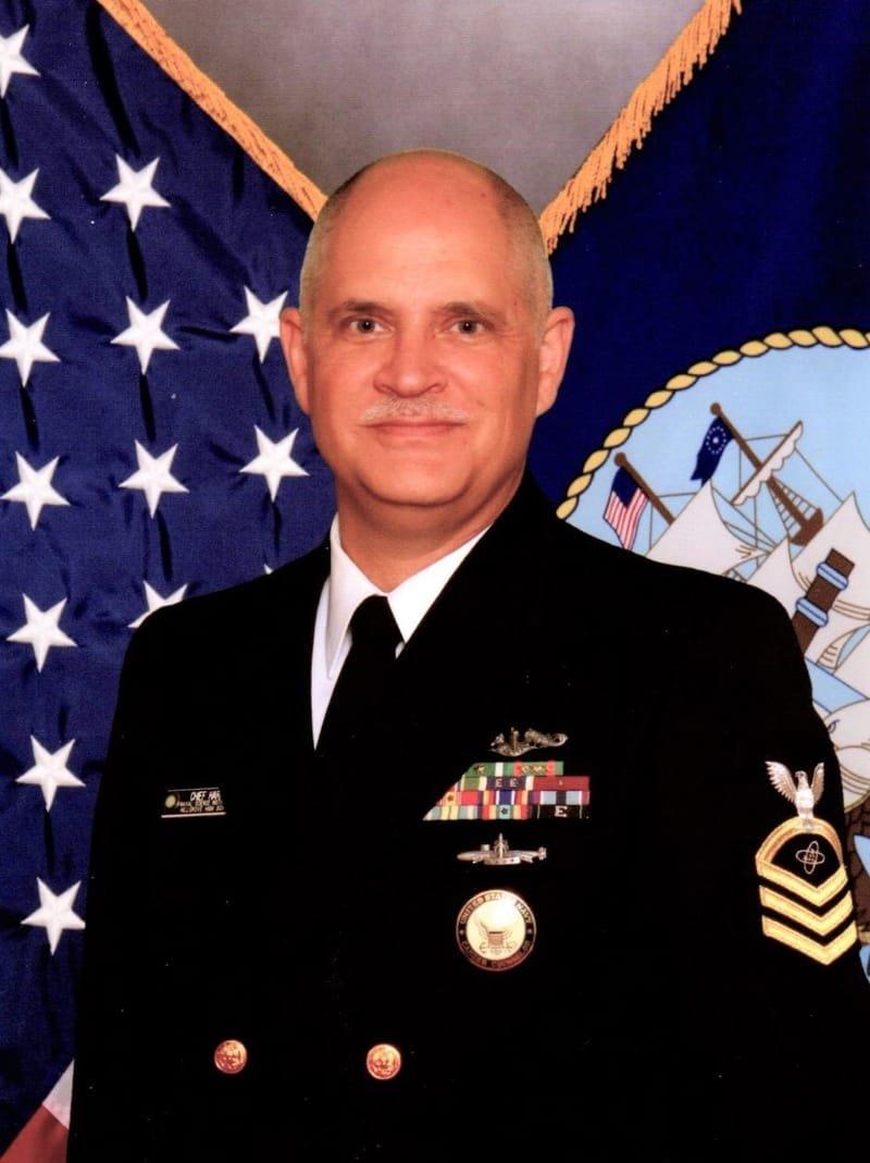 ETC(SS) Allen W. Harris, USN(Ret)