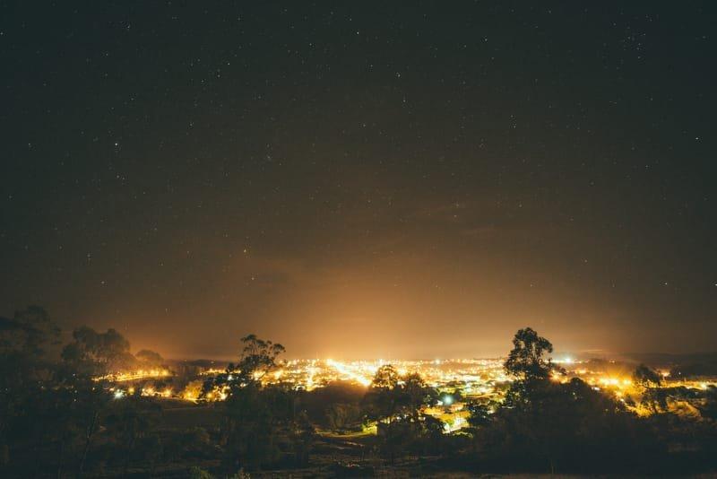 Astronomy Activity #4: Light Pollution Exploration