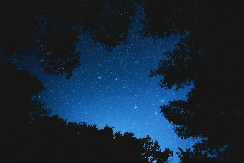 Astronomy Activity #5: Ojiig Constellation Tracing