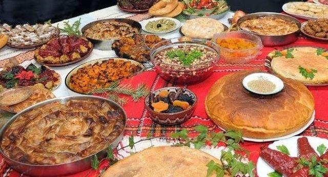 Authentic Bulgarian Food