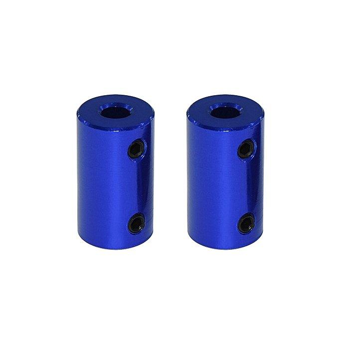 Les Accessoires du Mod/èle davion Size : 3x2mm 100mm Utilis/é for Le Mod/èle De Bateau De Voiture RC Engfgh 5PCS 3 Mm // 5 Mm // 6 Mm // 8 Mm Tube en Aluminium Creux Arbre De Liaison