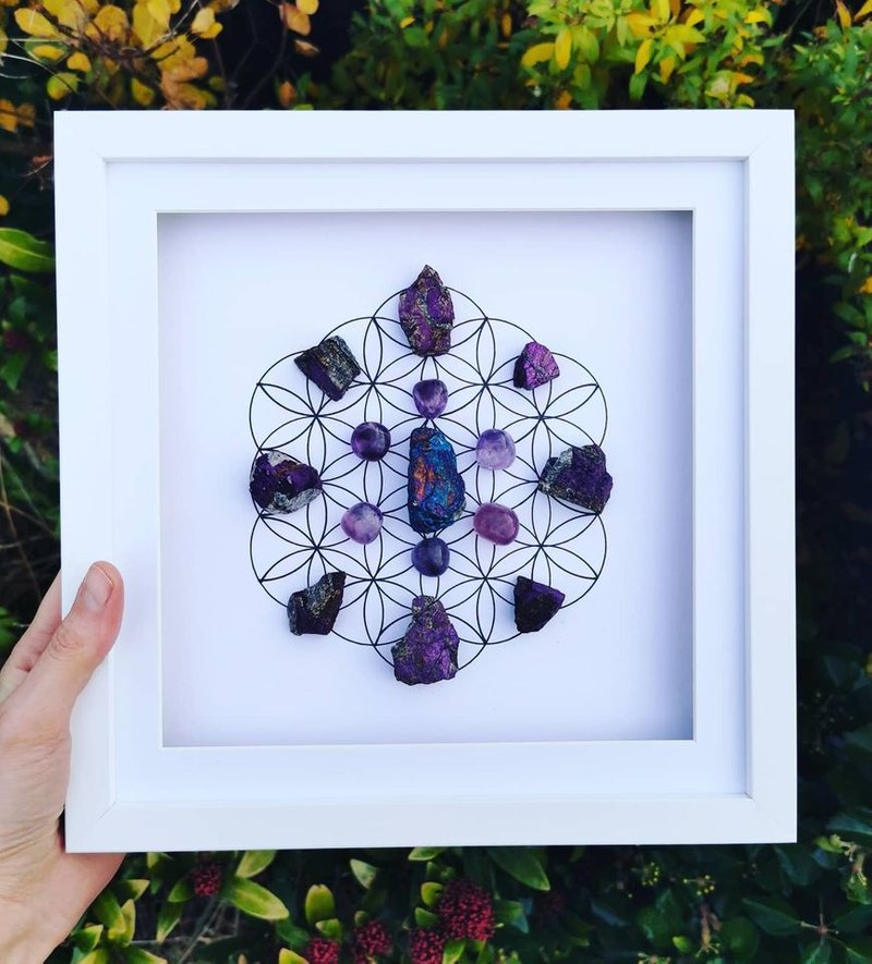 Crystal Grid Creations