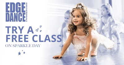 sparkle day! free trial for new students (age 2-5yrs)