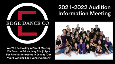 2021-2022 Edge Dance Company