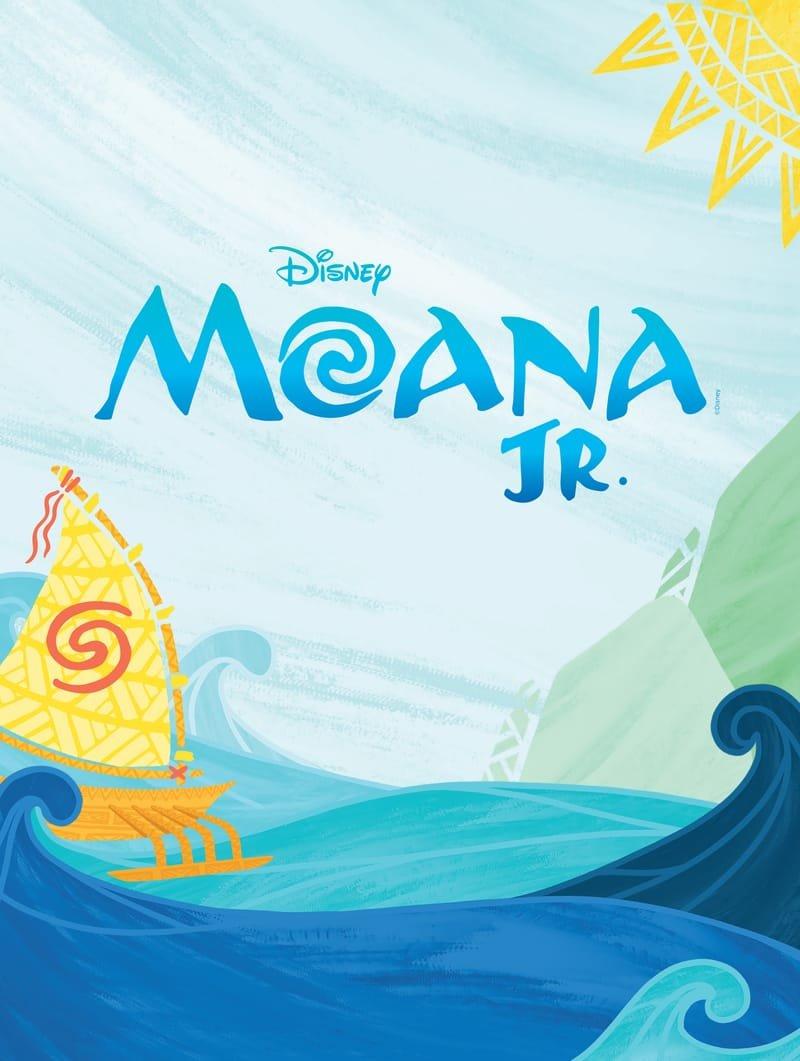 Auditons-Disney Moana Jr