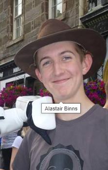Ali Binns