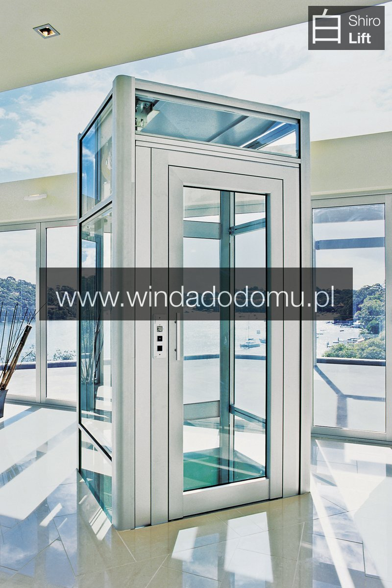 szklana winda do domu cena