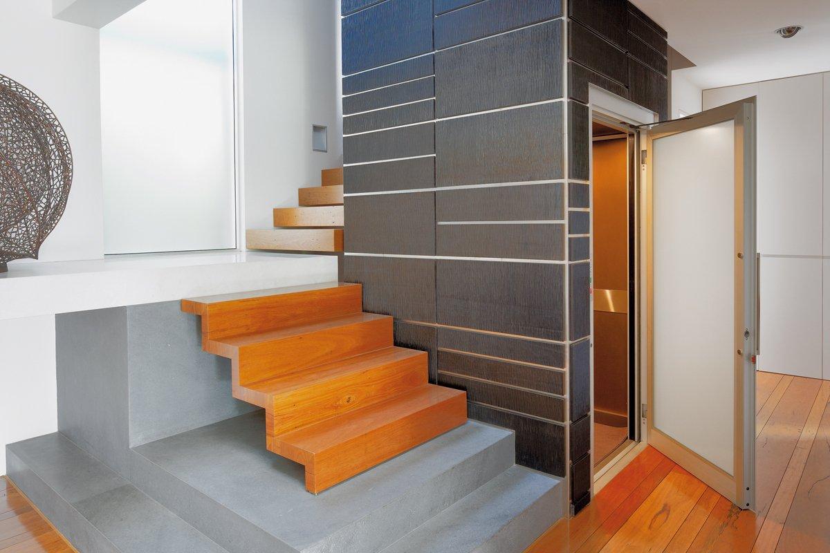 winda w domu jednorodzinnym