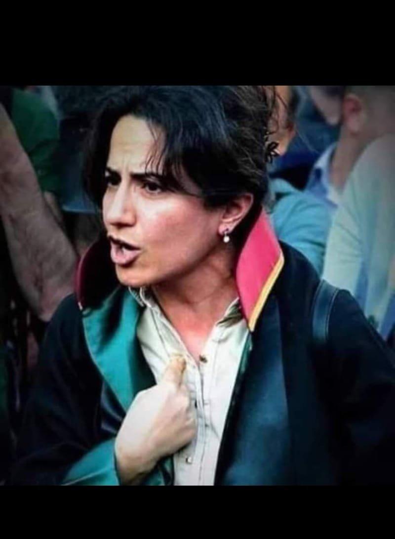 وفاة المحامية ابرو تيمتك داخل المعتقلات التركية