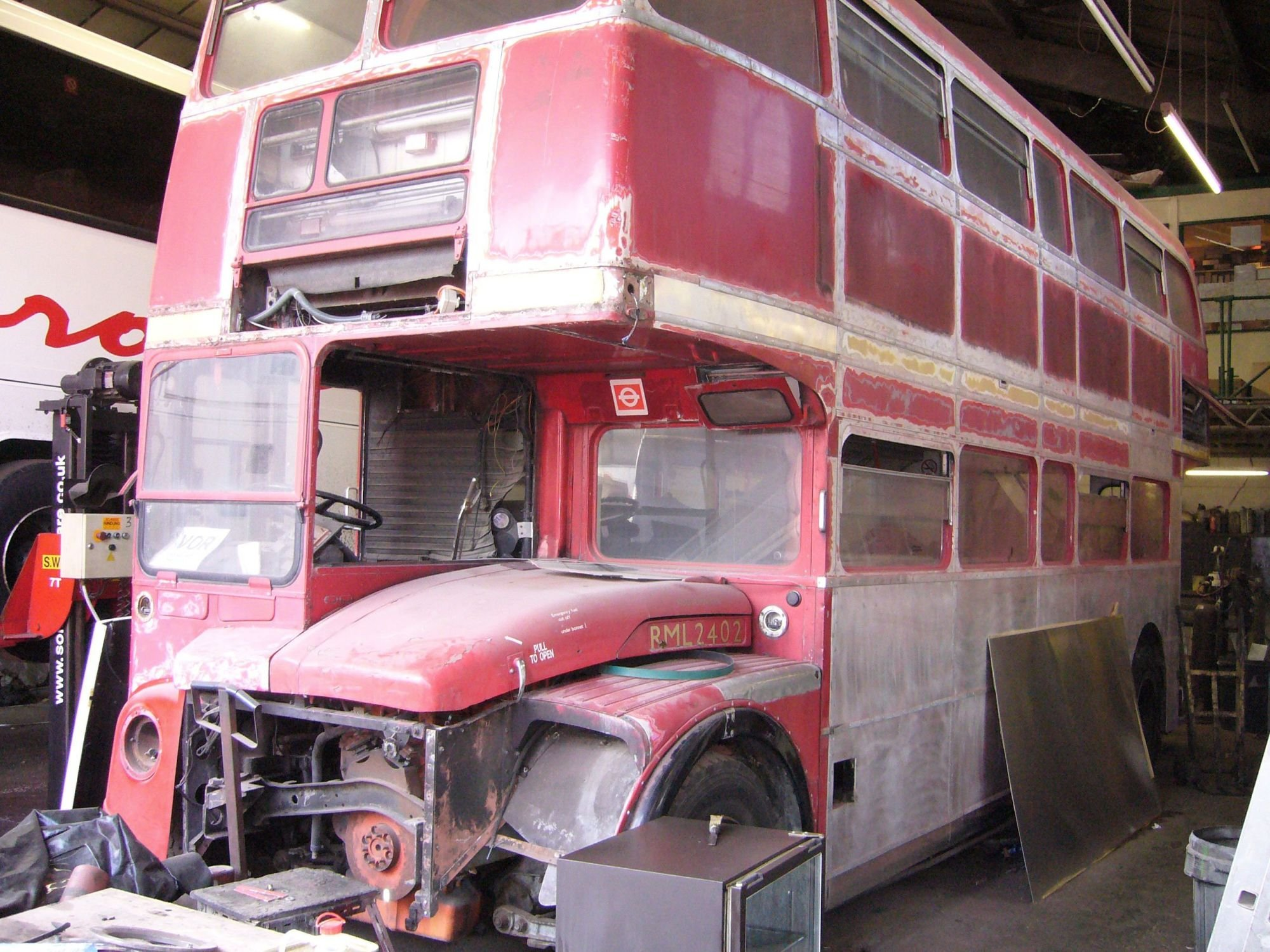 Routemaster Restoration