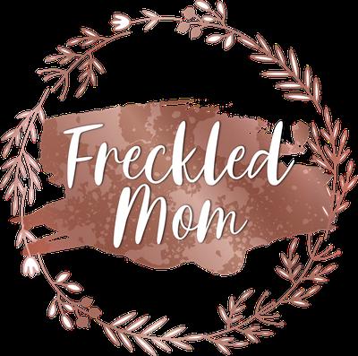 Freckled Mom