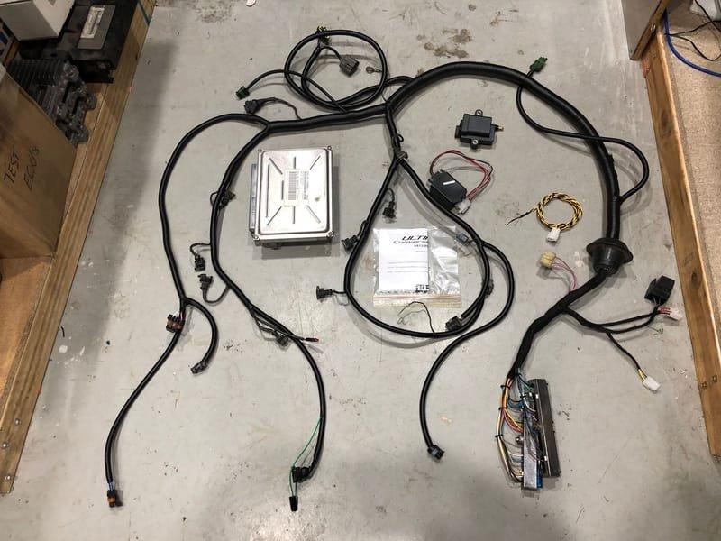 5L, V6 and S/C V6 running LS1 PCM