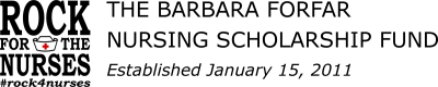 Barbara Forfar Nursing Scholarship Fund
