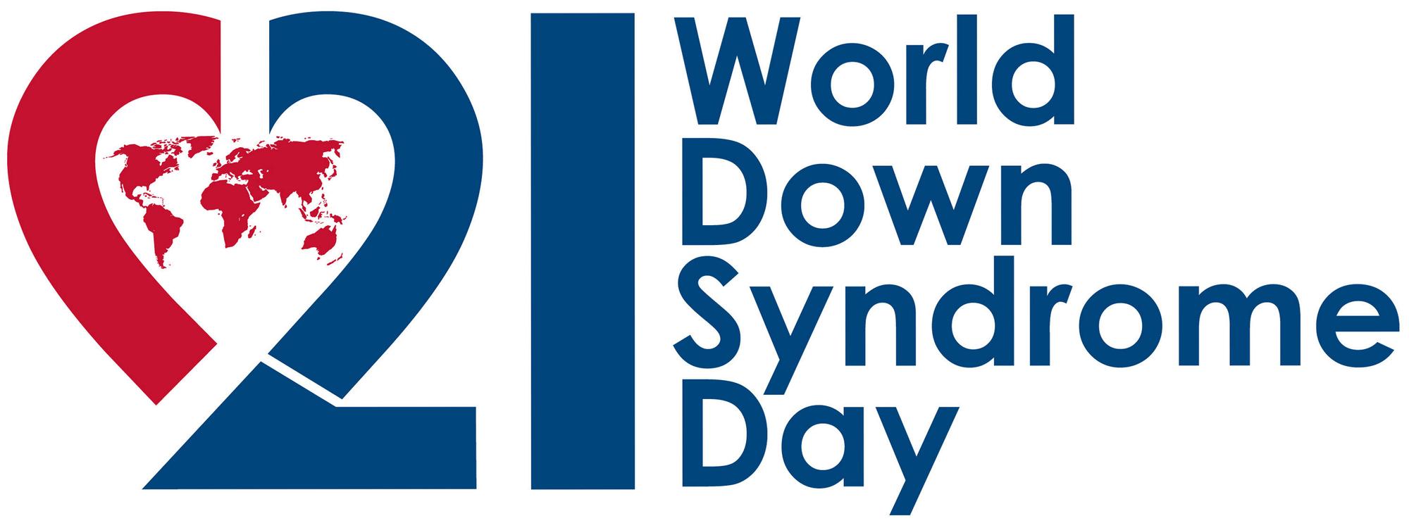 Αφίσα Παγκόσμια Ημέρα για το Σύνδρομο Down
