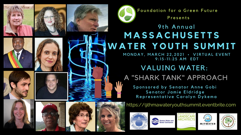 9th Annual Massachusetts Water Youth Summit