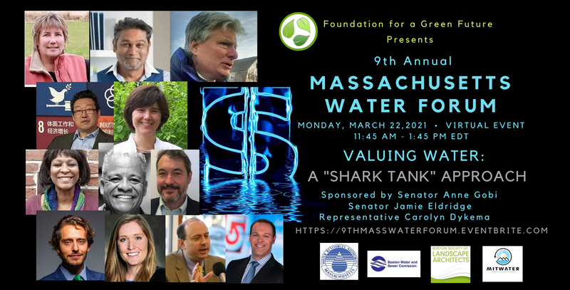 9th Annual Massachusetts Water Forum