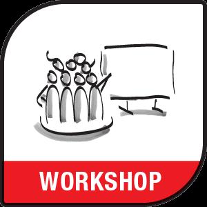 LP3 Workshops Hochleistungsteam