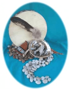 sacred-drum BLUER