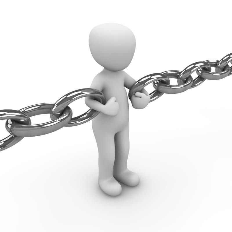 במקום להחליף – נסו לתקן את השרשרת.