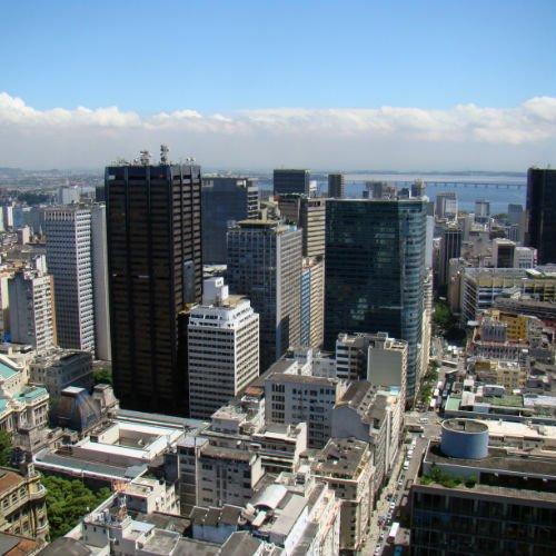 מרכז העיר - ריו דה ז'נרו