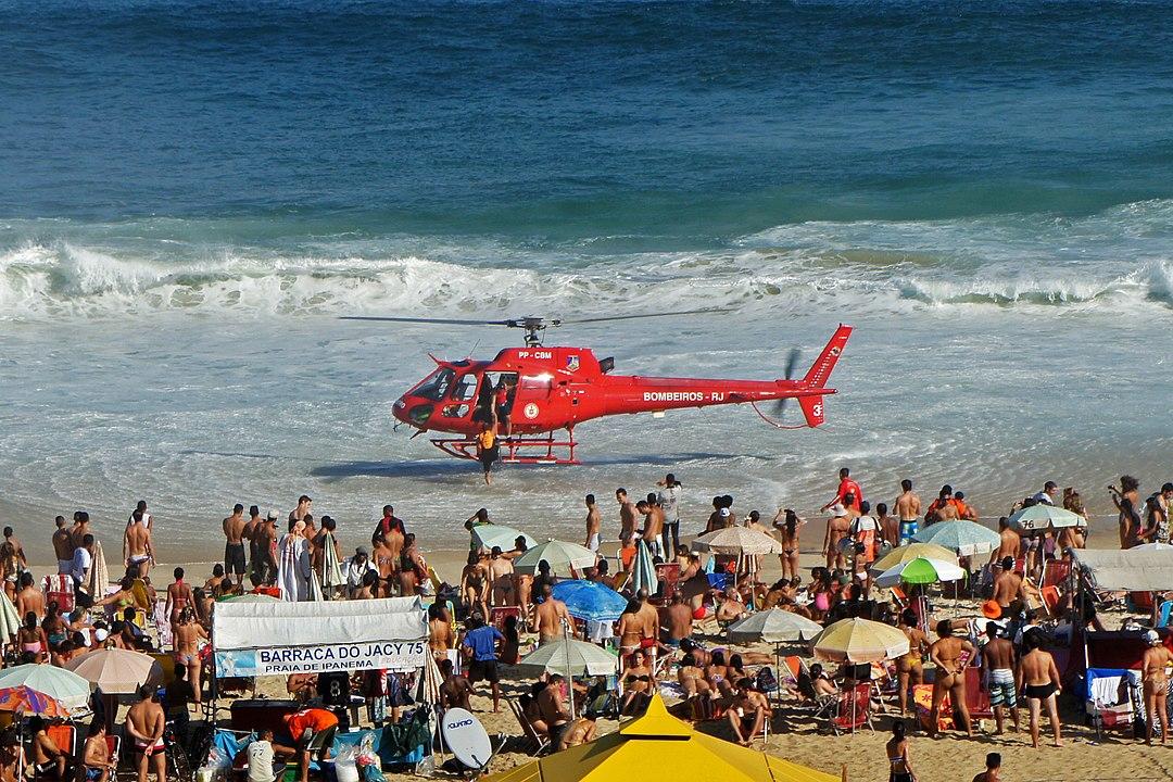מצילים בחוף איפנמה