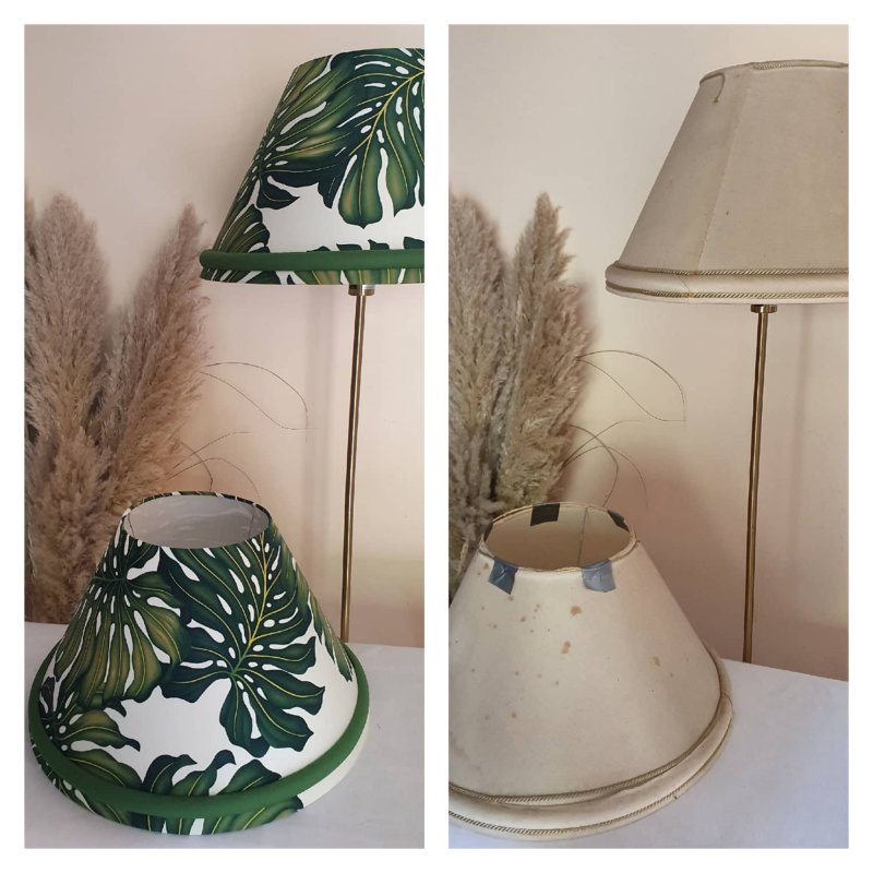 Revamp your Lampshade