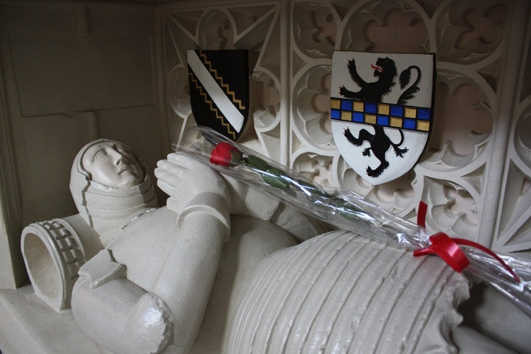 Sir William Clopton's Tomb, Holy Trinity Church