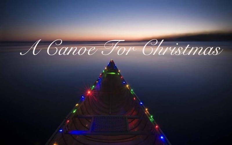 A Canoe for Christmas