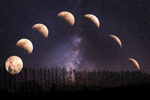 Créer sa réalité grâce aux énergies de la lune