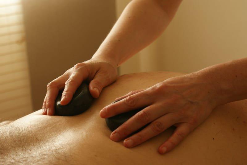 Hot stone Massage £40