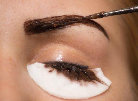 Eyelash Tint , Eyebrow Tint and Eyebrow shape £22