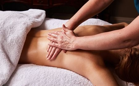 Back and Shoulder Massage £20